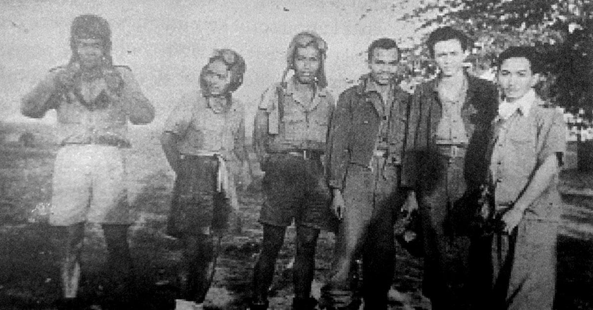 Pemboman Udara Pertama Indonesia