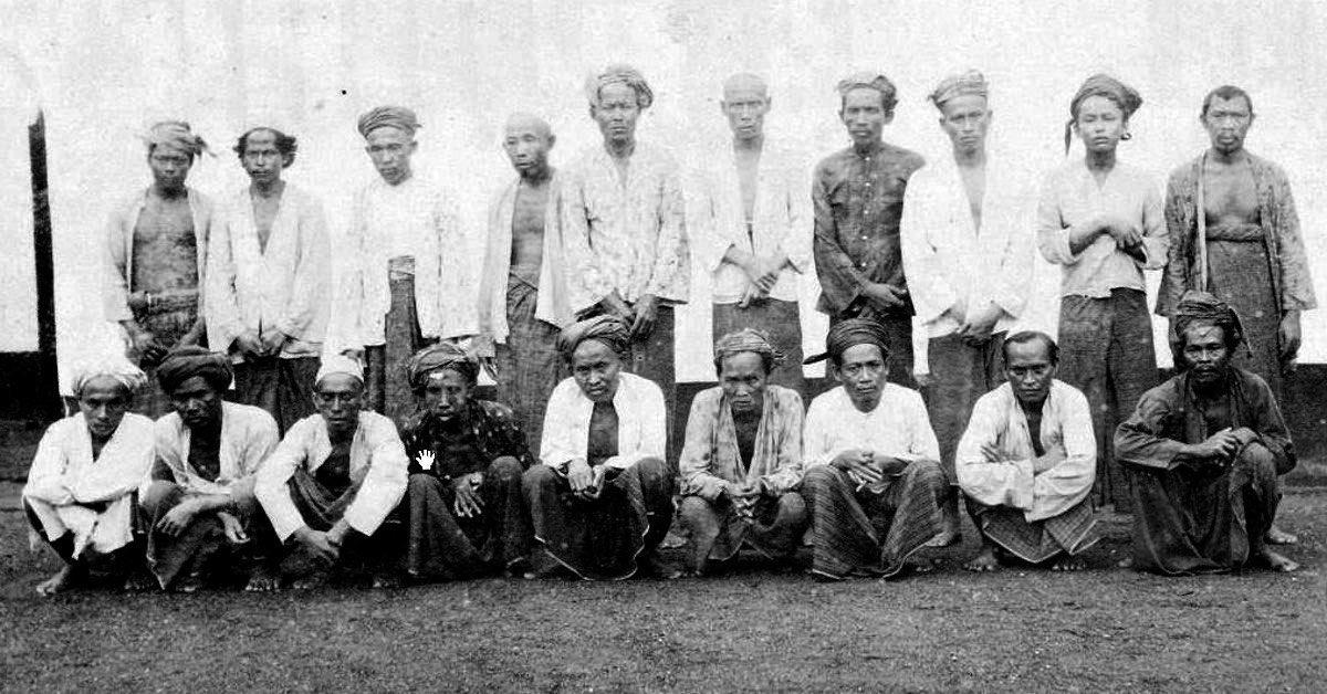 Pemberontakan untuk Memulihkan Kesultanan Banten