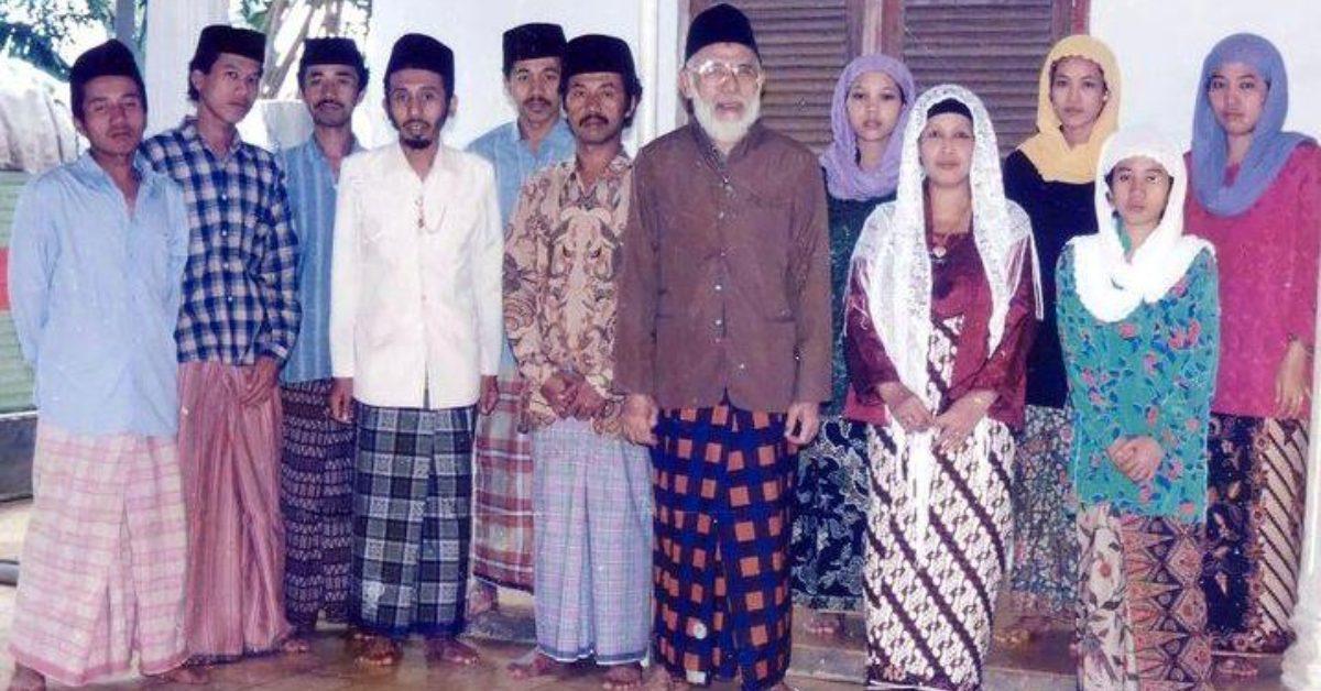 Penangkapan Ulama Banten di Pemilu 1977