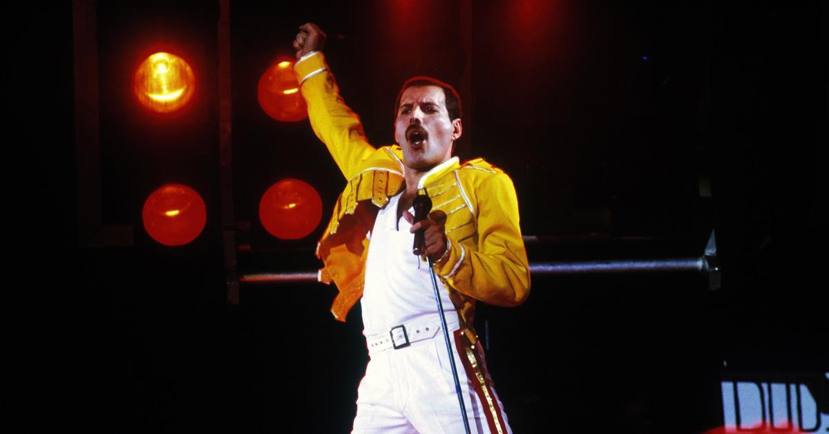 Freddie Mercury yang Tiada Dua