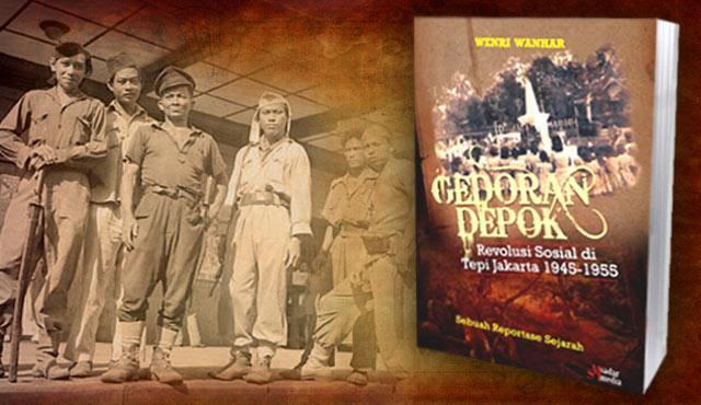 Gejolak Revolusi di Selatan Jakarta