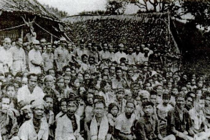 Amukan di Nusa Dewata