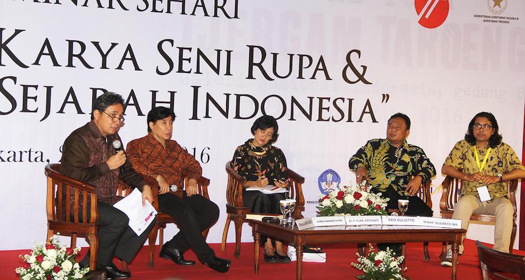Istana Kepresidenan sebagai Ruang Budaya