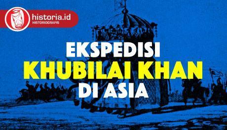 Ekspedisi Khubilai Khan di Asia