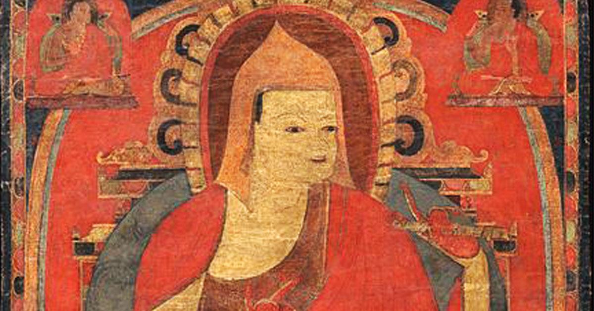 Guru Buddha Terkemuka Belajar di Sriwijaya