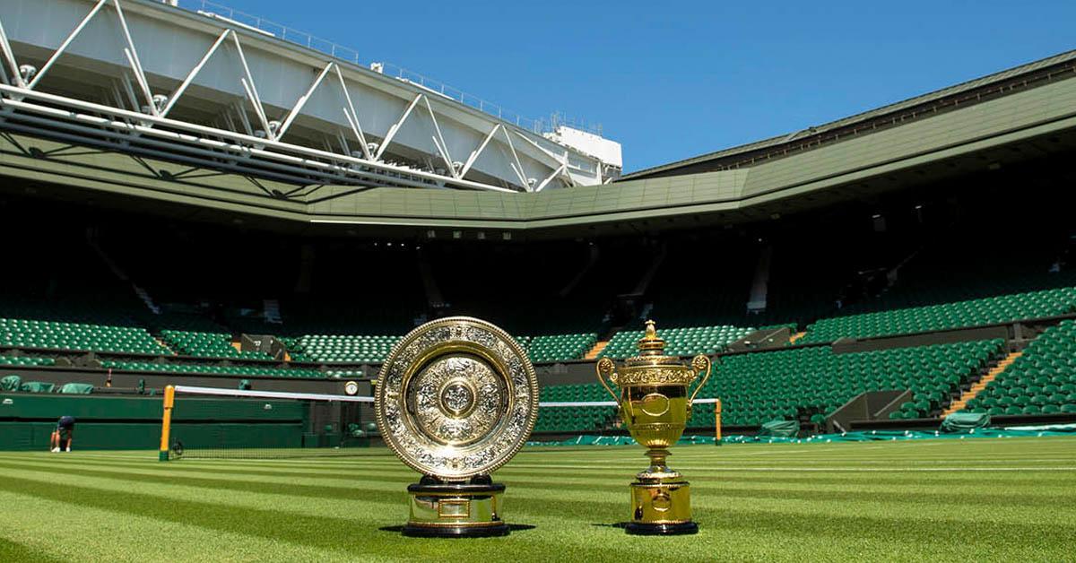 Turnamen Tertua Itu Bernama Wimbledon