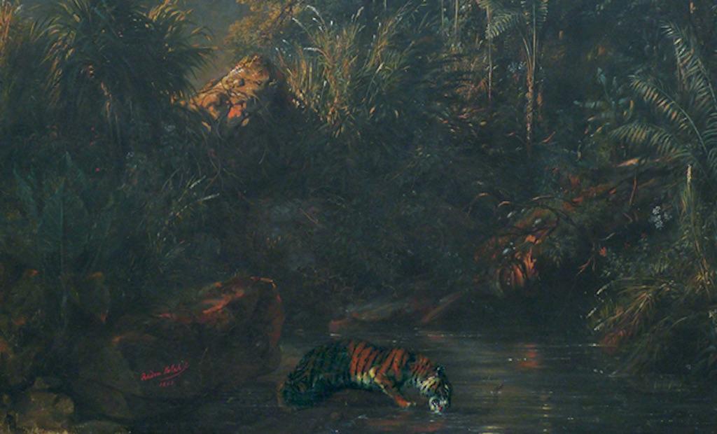 Macan Kesepian Historia