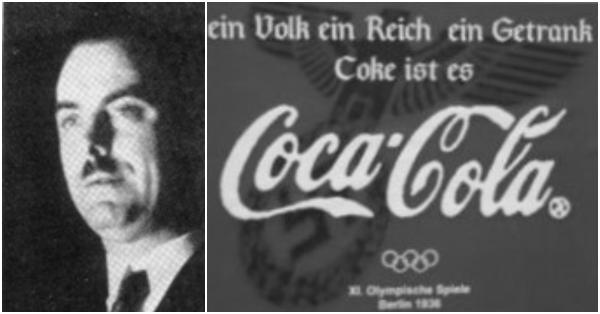 Kisah Coca-Cola di Bawah Panji Nazi - Historia