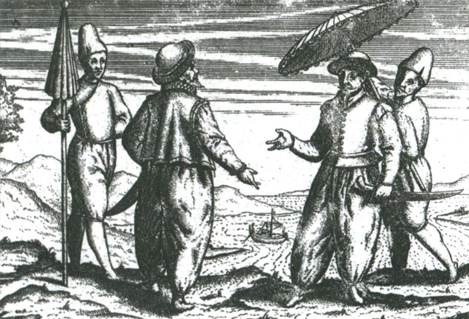 Jean Baptiste De Guilhen, Duta Prancis di Kesultanan Banten
