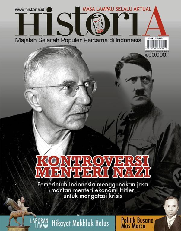 Kontroversi Menteri Nazi