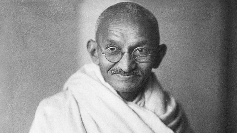 Mahatma Gandhi, Perjuangan Tanpa Kekerasan