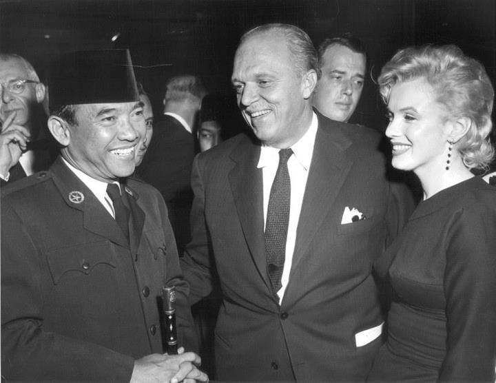 Sukarno dan Skandal Diplomat 20 Persen