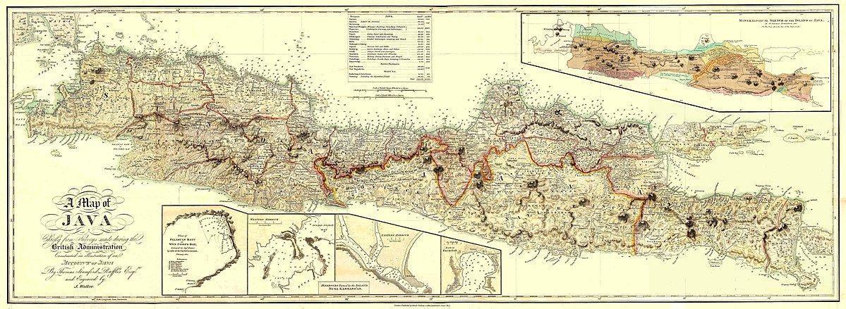 Peta Sebagai Sumber Sejarah