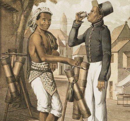 Tradisi Minum Tuak Zaman Mataram Kuno