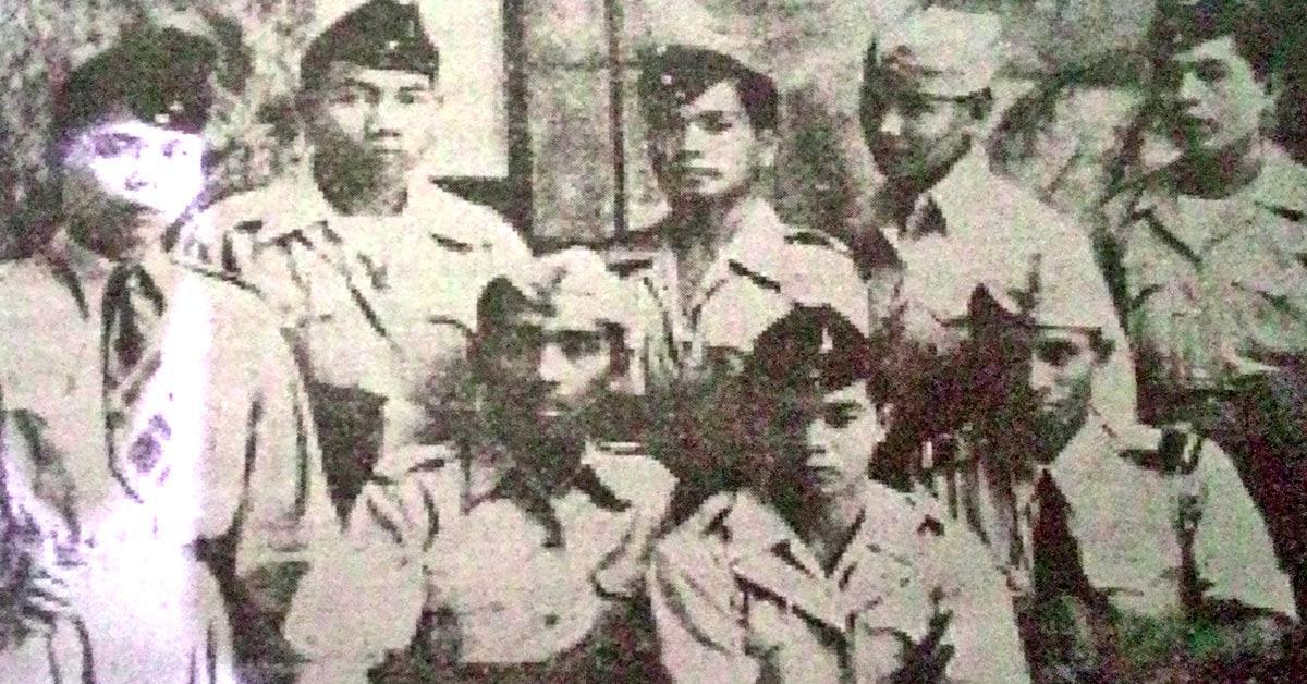 Penerjunan Pertama Indonesia