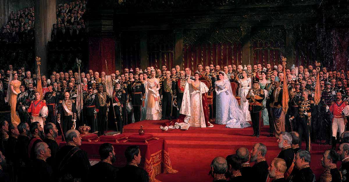Raja Nusantara di Penobatan Ratu Belanda
