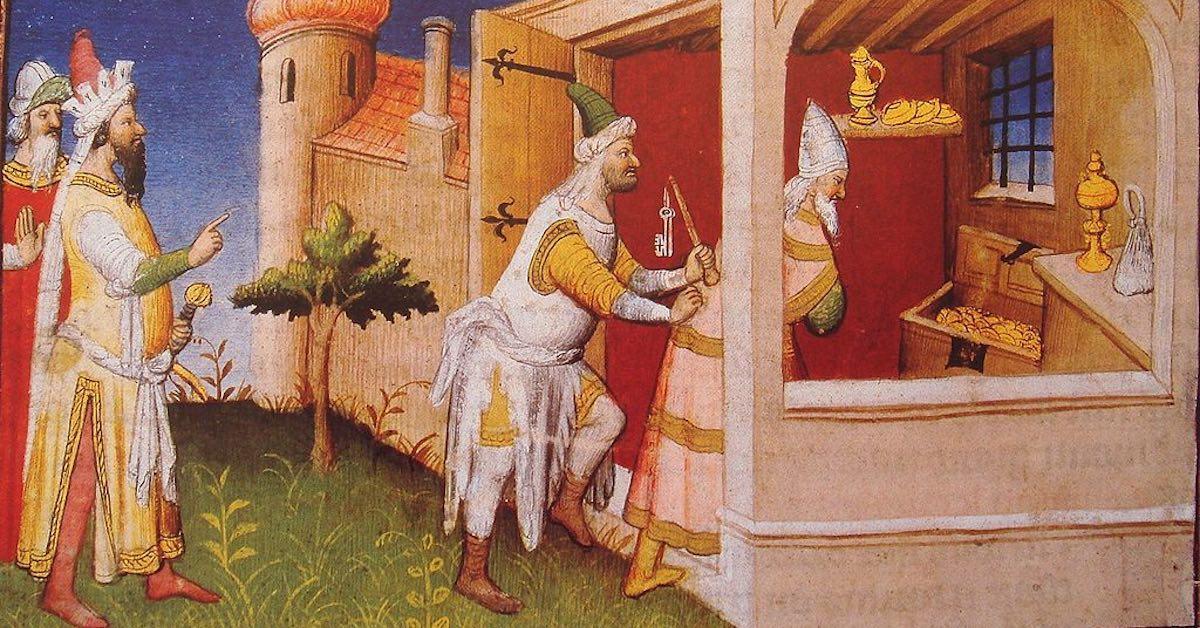 Hulagu Khan Menaklukkan Baghdad