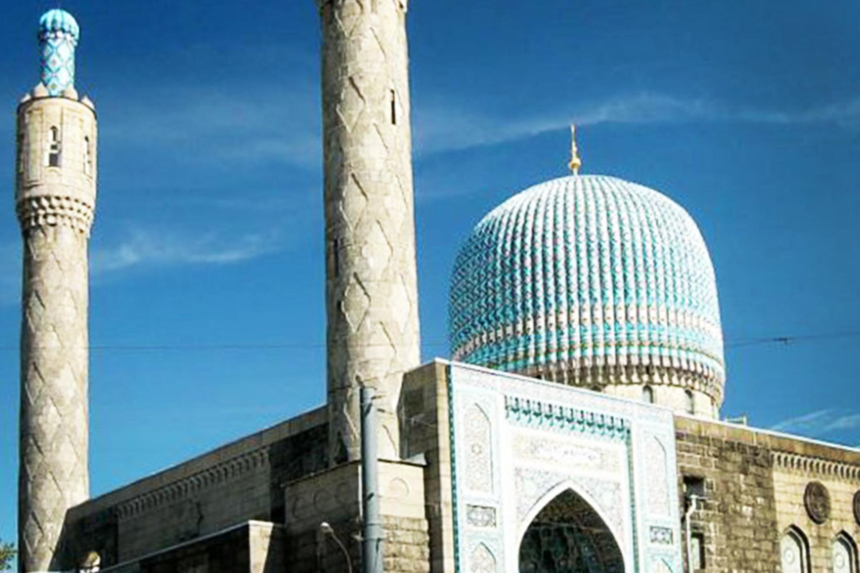 Masjid Sukarno di Rusia