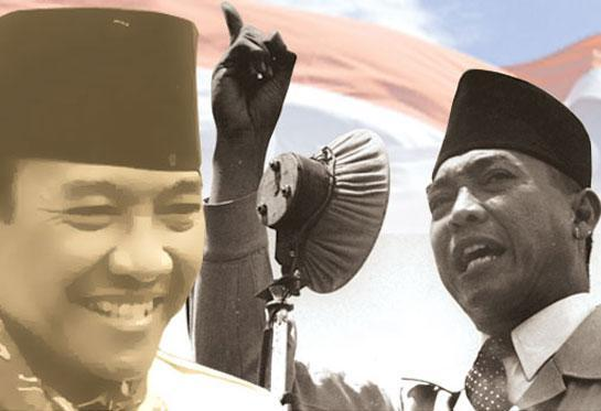 Bom Pekik Merdeka Sukarno
