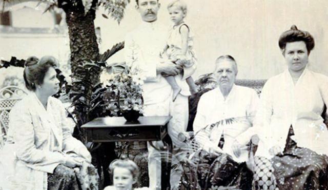 Sejarah Panggilan Papah dan Mamah