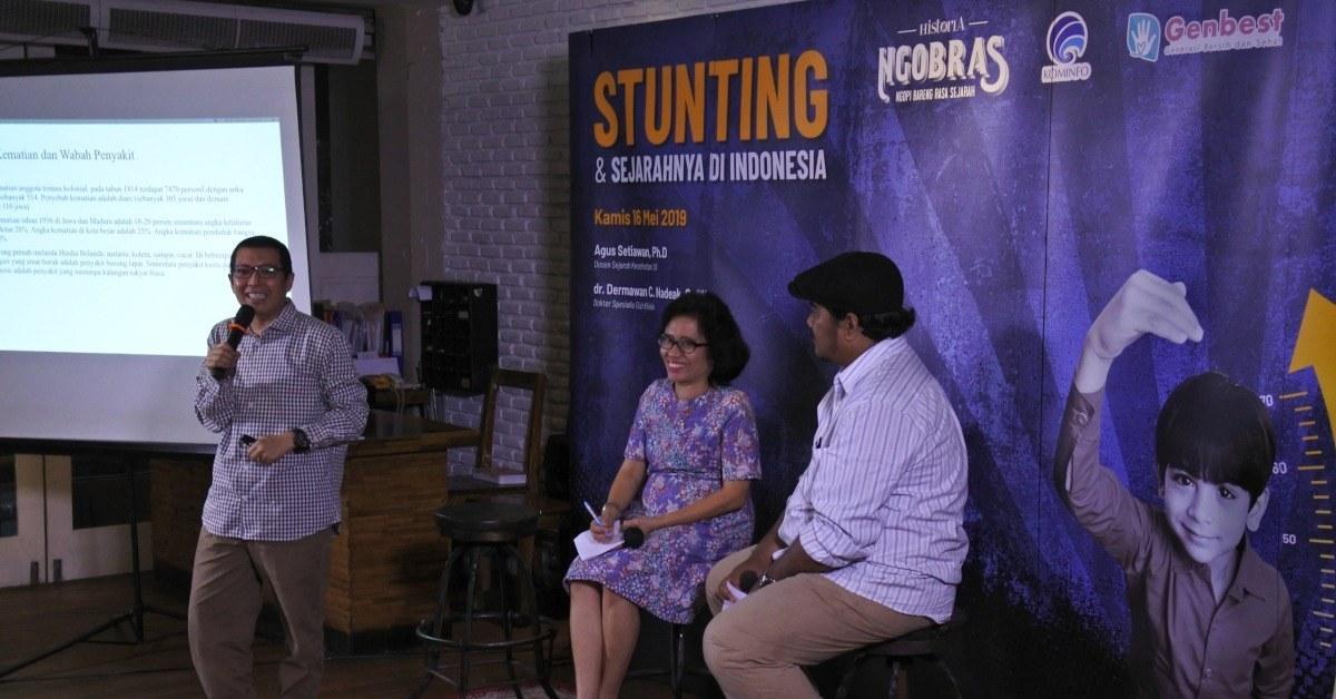 Stunting dan Sejarahnya di Indonesia