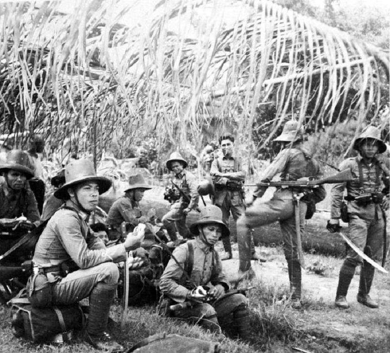 Jepang Datang, Tentara Belanda Lari Tunggang Langgang