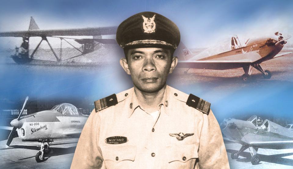 Nurtanio, Patriot Udara Indonesia