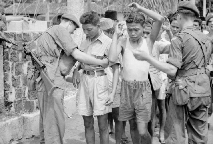 Kesaksian dari Pertempuran Lengkong