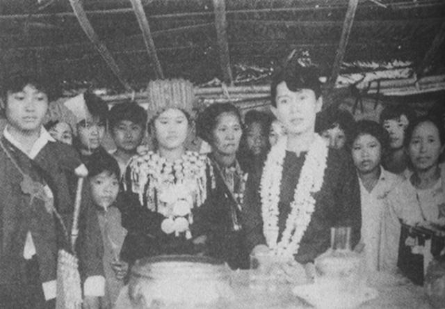 Aung San Suu Kyi Menulis Sejarah Arakan