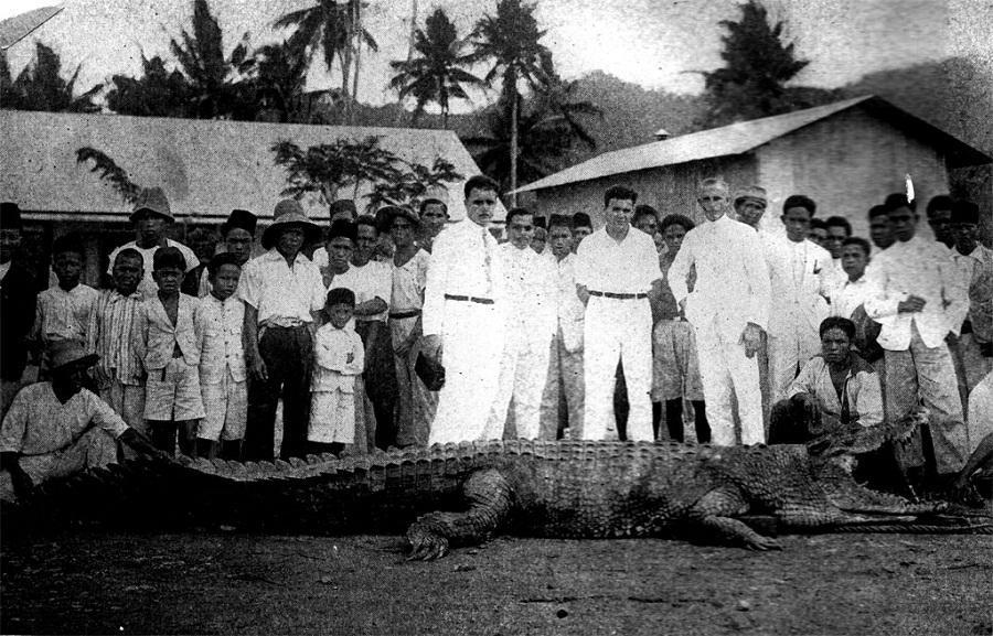 Legenda Buaya di Kalangan Masyarakat Sulawesi Selatan