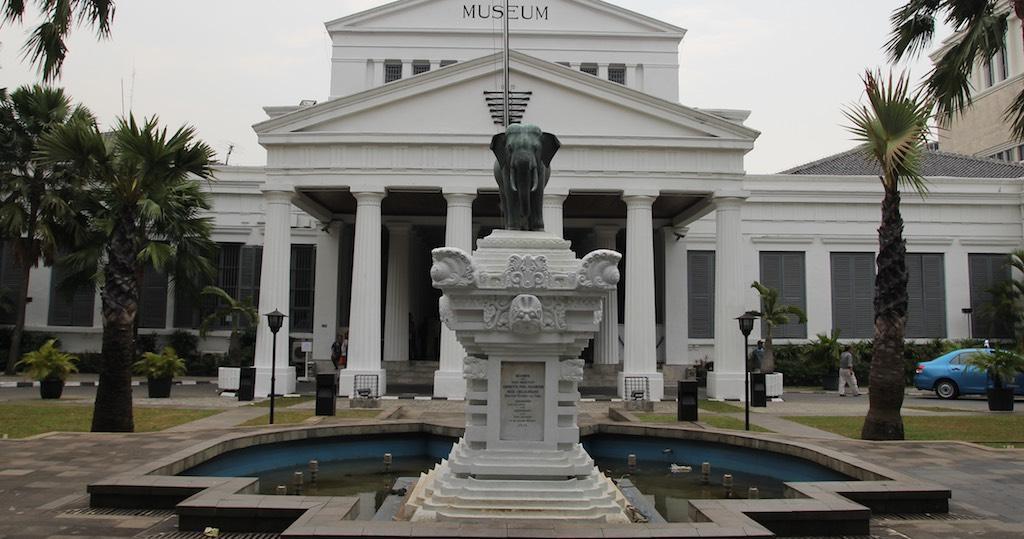 Harga Mahal di Balik Patung Gajah Museum Nasional