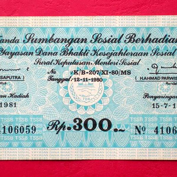 Judi Resmi Di Indonesia Historia