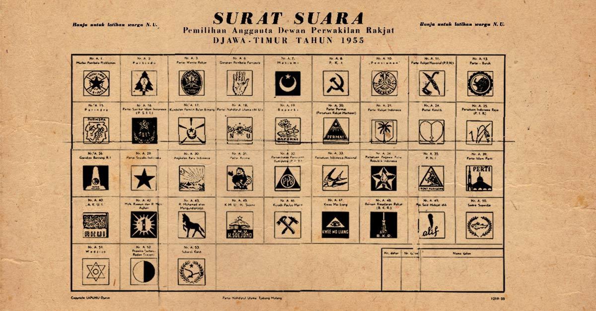 Manuver Politik Jelang Pemilu 1955