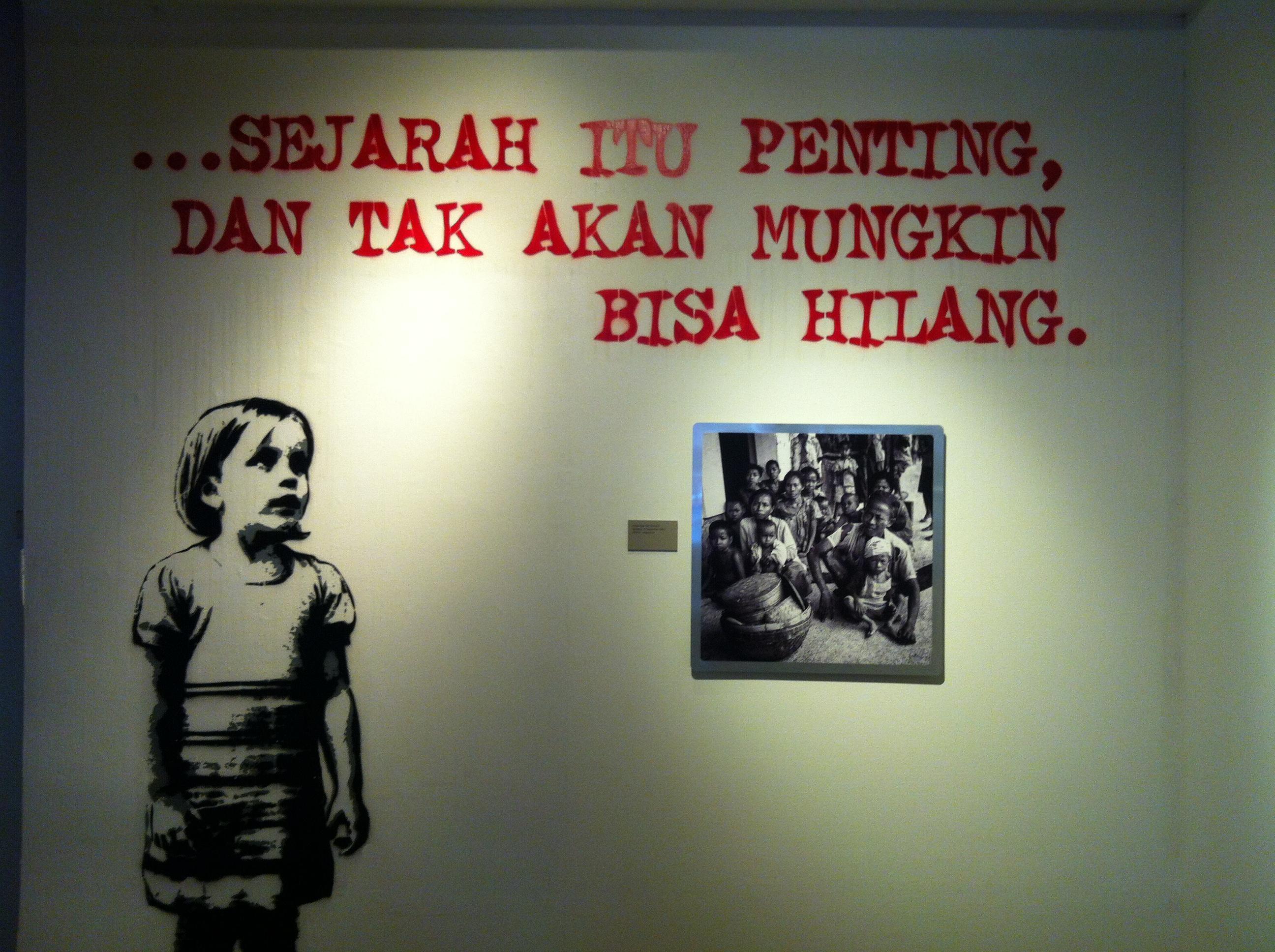 Merayakan Sejarah Masa Depan Indonesia