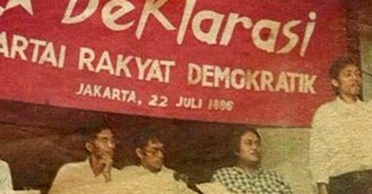 Catatan Seorang Aktivis: PRD dan Penggulingan Soeharto (1)