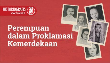 Perempuan dalam Proklamasi Kemerdekaan