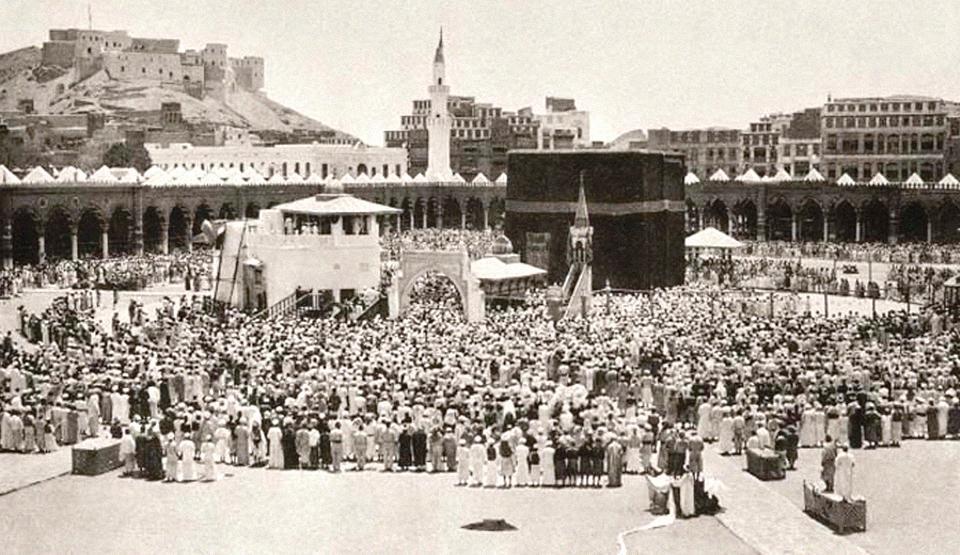 Muslim Nusantara Pertama Pergi ke Mekah