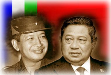 Dulu Soeharto, Sekarang Yudhoyono