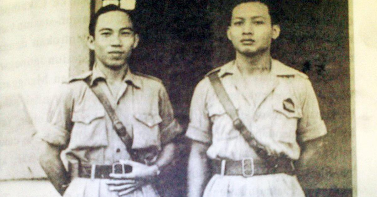 Moeffreni Moe'min, Komandan Para Pejuang