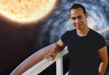 Planet Baru di Luar Galaksi