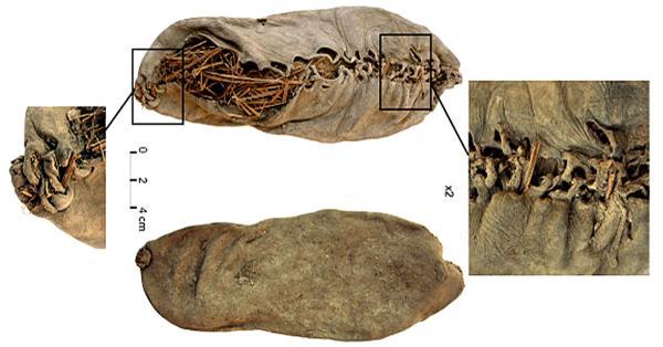Sepatu Kulit Armenia, sumber : historia.id