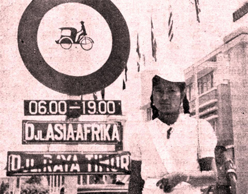 Jelang KAA, Presiden Mengganti Nama Gedung dan Jalan di Bandung