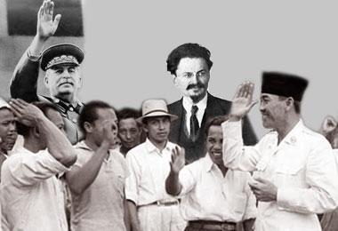 Sukarno di Simpang Jalan Revolusi
