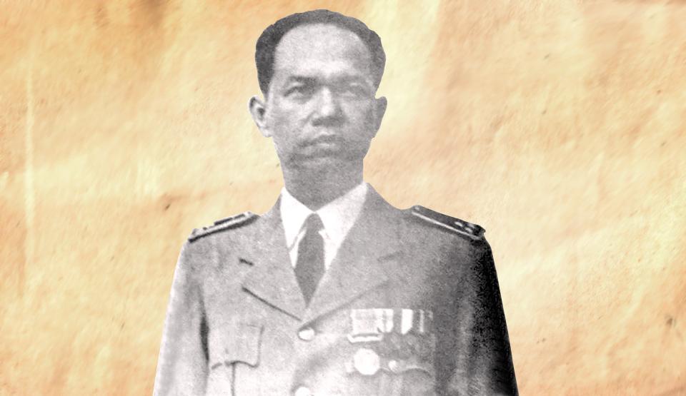 Sadikin, Proklamator Tentara Nasional Indonesia