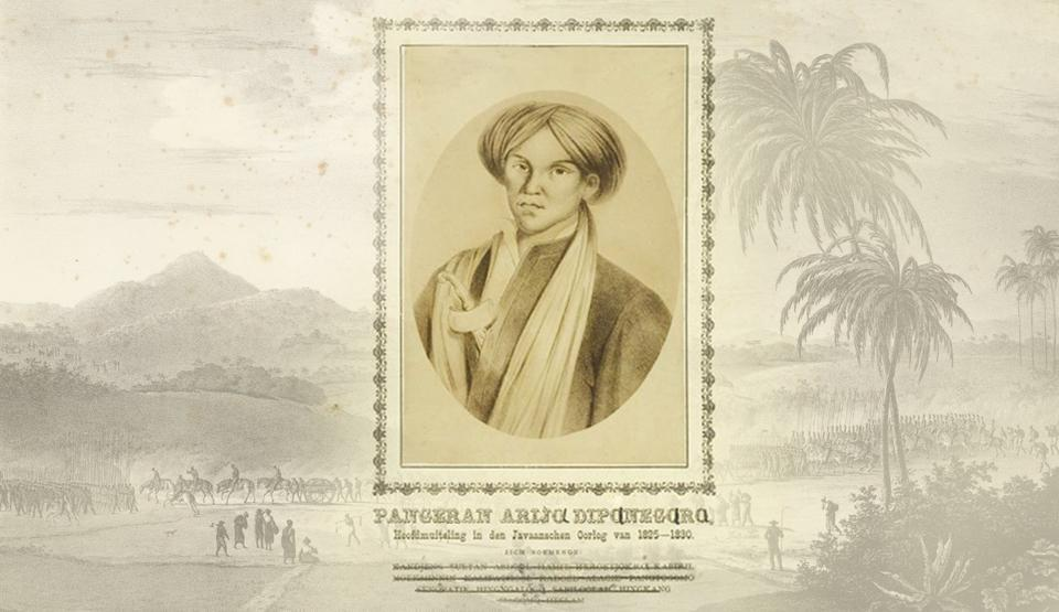 Hijrah Pangeran Diponegoro