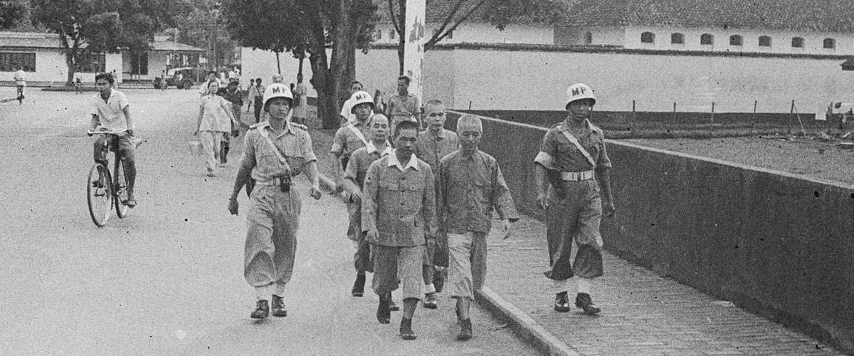 Kolonel Jepang di Medan Area - Historia