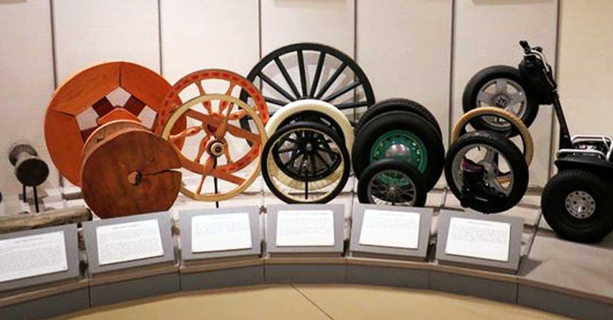 Hasil gambar untuk sejarah roda