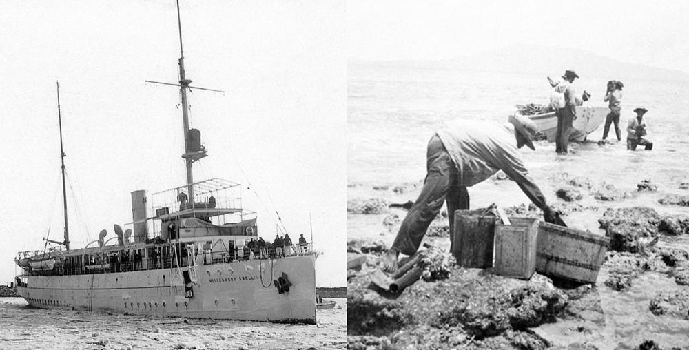 Meneliti Laut Hindia Belanda