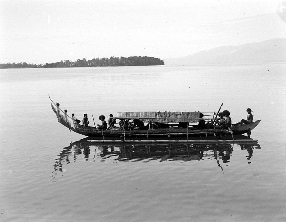 Suku Biak, Suku Vikingnya Papua