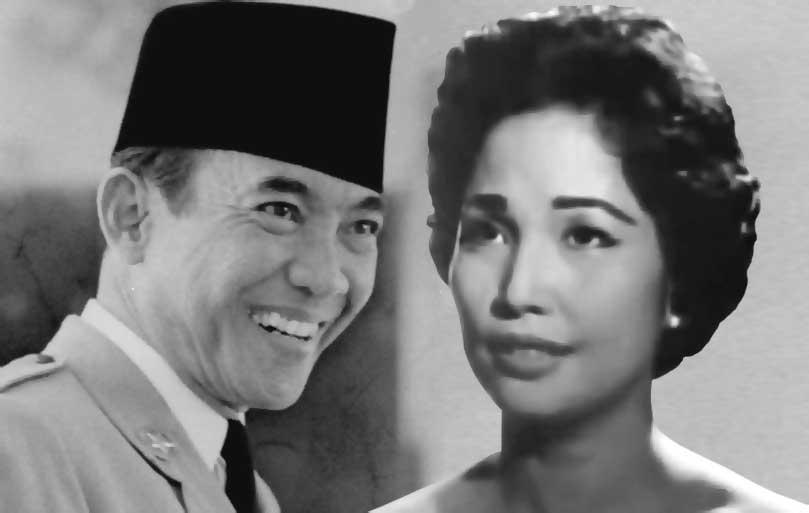 Rahasia Bung Karno dan Perempuan Filipinanya